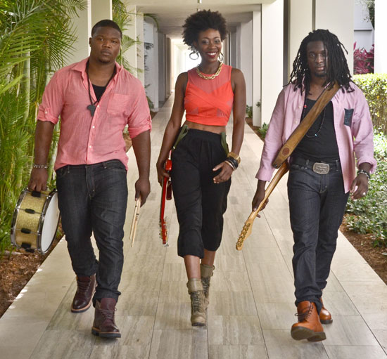 Anguilla music, British Dependency, live music, band