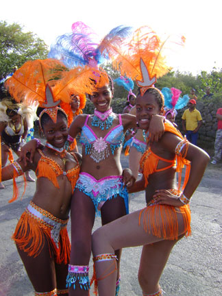 Anguilla Parade of Troupes Carnival