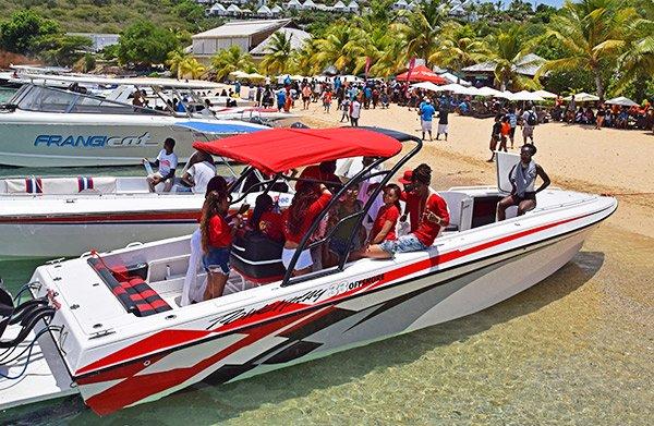Anguilla poker run carnival
