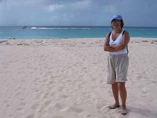 Pristine and white-sand, Long Bay is a gem of a beach in Anguilla.