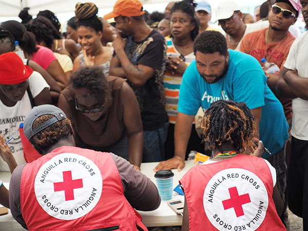red cross anguilla