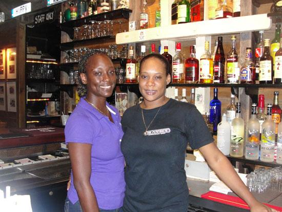 Anguilla Restaurant, The Pumphouse, burger