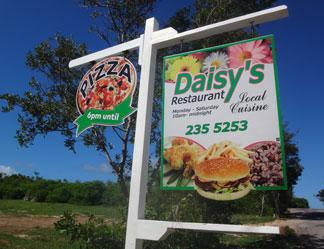 daisys sign