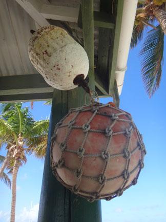 nautical decor at prickly pear