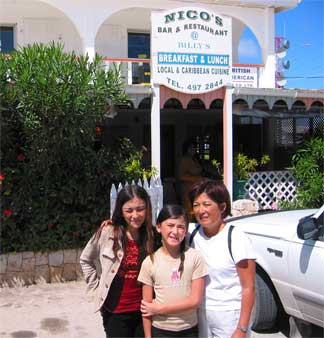 anguilla restaurant nico's
