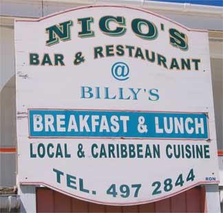 Nicos Anguilla Restaurant