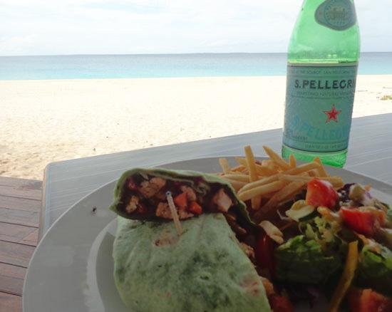 Anguilla restaurants, Ocean Echo, Anguilla dining, Anguilla lunch, Meads Bay