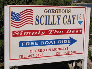 scilly cay