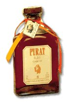 Anguilla rums pyrat bottle