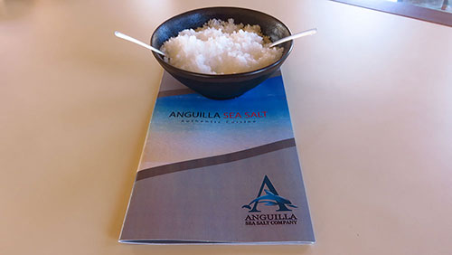 sea salt sample