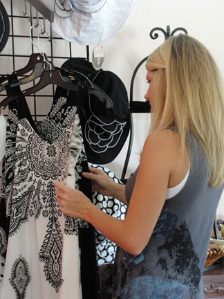 Anguilla shopping, shopping in Anguilla, Petals Boutique, dresses, Frangipani Beach Resort, Meads Bay