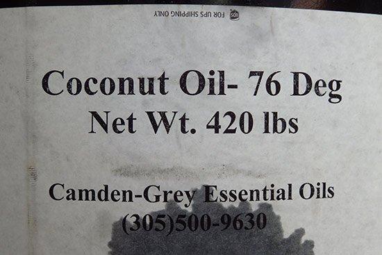 anguilla soaps coconut oil