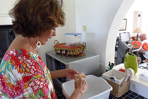 anguilla soap hot process styling