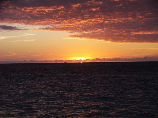 stunning anguilla sunsets