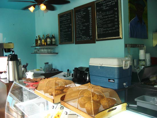 anguilla travel tips veya cafe