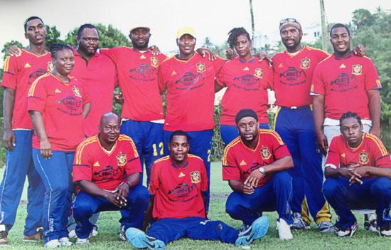 anguilla point united cricket team