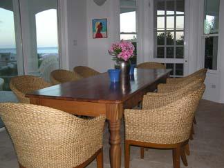 BCV dining room