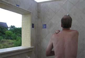 BCV shower