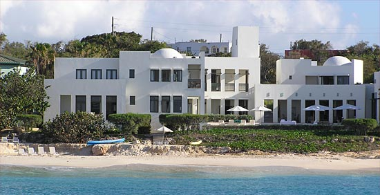Anguilla Caribbean mansion
