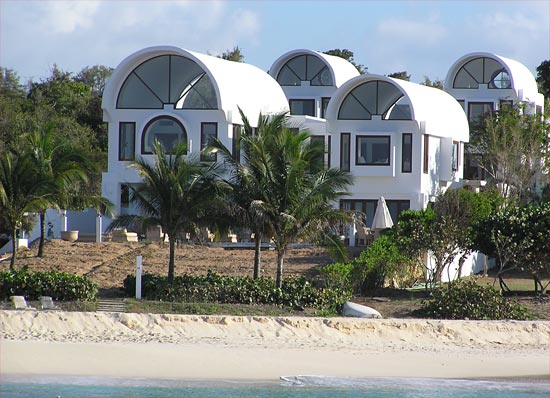 Anguilla mansions