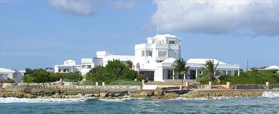 Angulla Caribbean Mansion