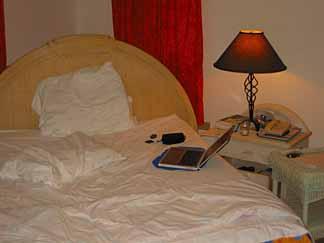 anguilla villa bedroom