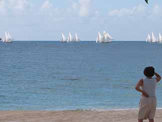 anguilla beaches boat race