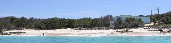 Limestone Bay on Anguilla