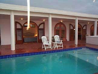 Anguilla Villas Little Harbor Pool