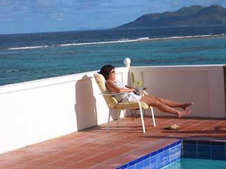 Anguilla Villas Little Harbor Mom