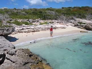 Anguilla Villas Little Harbor Small Beach