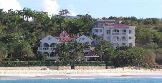 Anguilla Caribbean Mansions