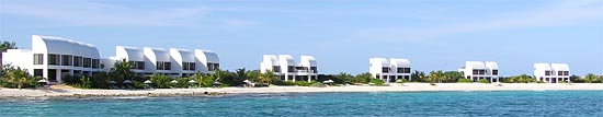 Anguilla villas on Shoal Bay West