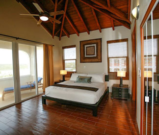 topaz master bedroom