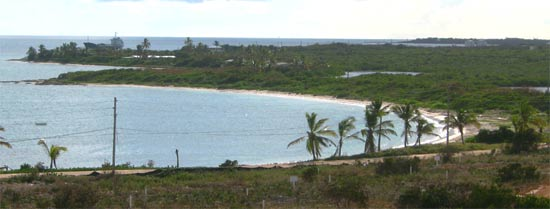 anguilla weather in october