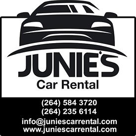 junie car rental logo