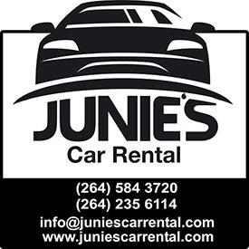 junie car rental logo