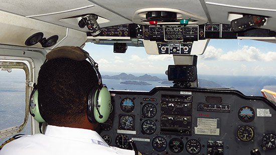 approaching st. barths inside trans anguilla