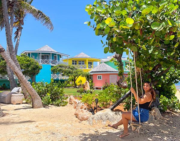 arawak beach club swing