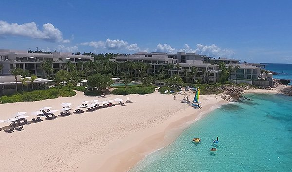 four seasons bamboo bar and grill on meads bay anguilla