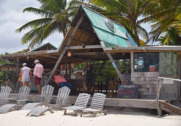 bankie banx at the dunes preserve, rendezvous bay