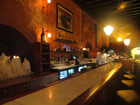 el picoteo bar in san juan