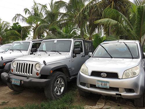 soft top jeep