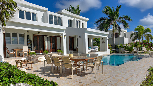 Beach Escape Villa main house