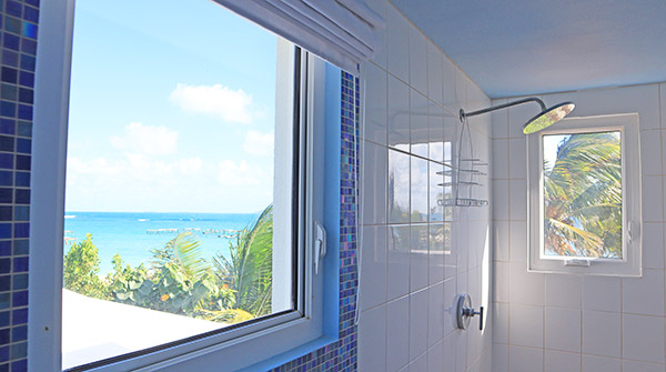 Beach Escape Villa bathroom in second house