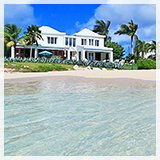 beach escape anguilla villa logo