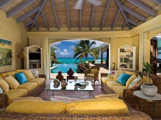 anguilla villa rentals bellamare villa shoal bay