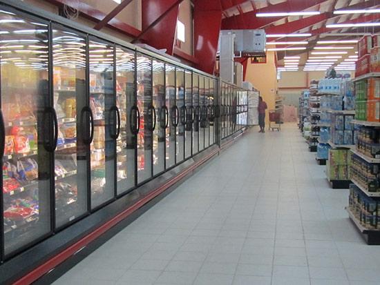 frozen goods inside best buy