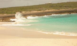 waves at captains bay