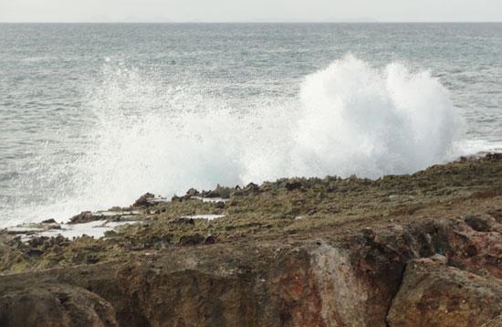 surge at windward point anguilla